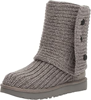 843555c0d51 Amazon.com | UGG Women's W PURL Cardy Knit Fashion Boot | Snow Boots