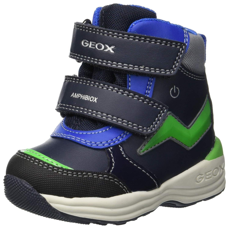 Geox Baby New Gulp Boy B ABX C Boots Geox (GEXS5) B841GC054FU