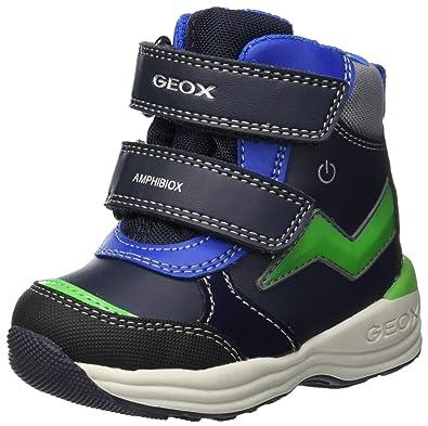 Scarpe per bambini e ragazzi Geox J Sveggen B ABX B Stivali