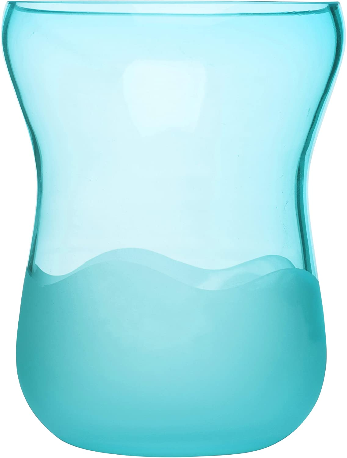 SEAglasbruk Aqua Wave Vase Light Green