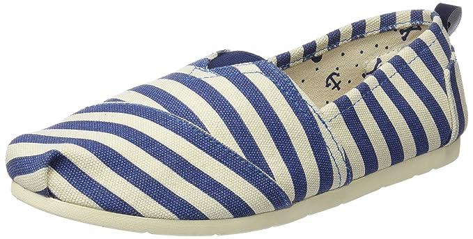 Scalpers Krabi Shoes 01, Alpargatas para Hombre, Navy, 40: Amazon.es: Ropa y accesorios
