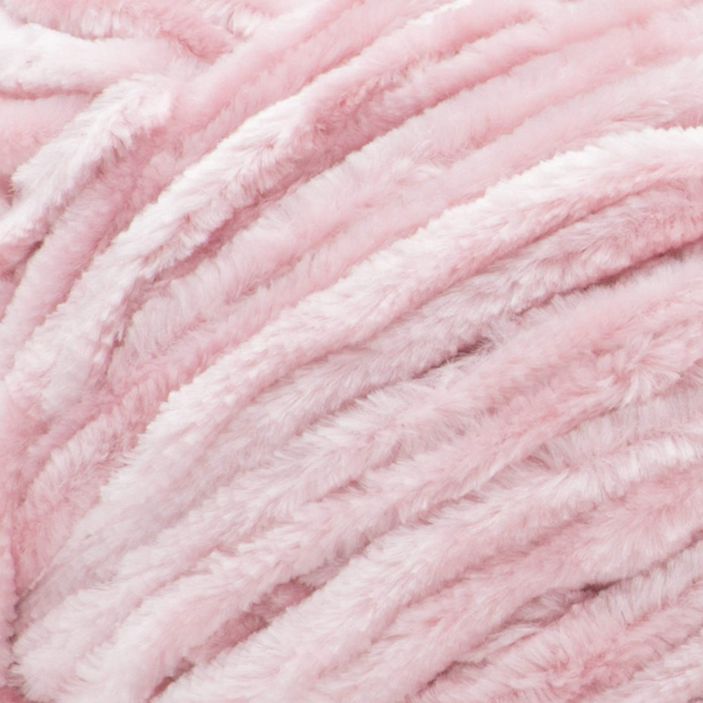 Mushroom Bernat 16103232003 Blanket Velvet Yarn