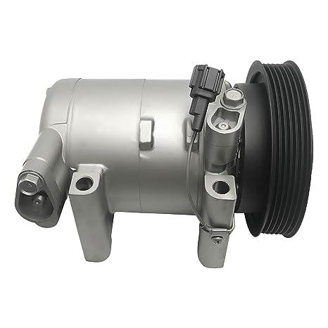 RYC Compresor de CA remanufacturado y embrague A/C FG454