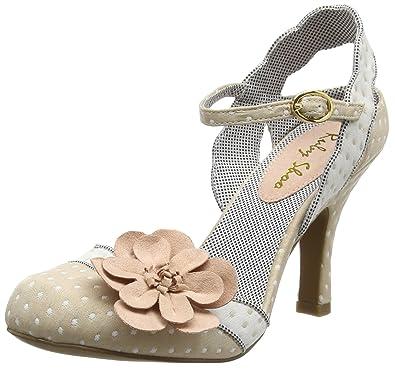 d4e753fd6a56 Ruby Shoo Women s s Heidi Closed-Toe Pumps  Amazon.co.uk  Shoes   Bags