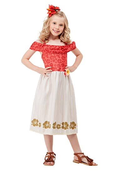 Amazon.com: Smiffys 51031L - Disfraz de princesa hawaiana ...