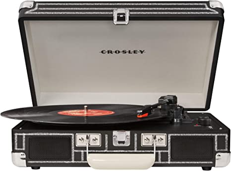 Amazon.com: Crosley Cruiser Deluxe Suitcase Vintage: Electronics
