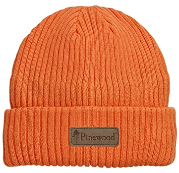 Pinewood Gorro Caza stöten Naranja: Amazon.es: Deportes y aire libre