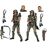 ALIENS COLONIAL MARINES 30TH ANNIVERSARY 7IN SCALE AF 2PK