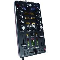 AKAI Professional AMX   Ultra-Portable USB Powered DVS-Enabled 2-Deck Mix Controller Including Serato DJ
