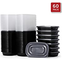 60-Pack Rubbermaid TakeAlongs 4-Cup Food Storage Container