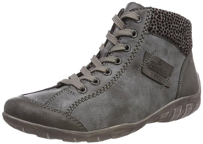 Chaussures Baskets et Rieker Femme L6540 Sacs Hautes pIRpqTW5