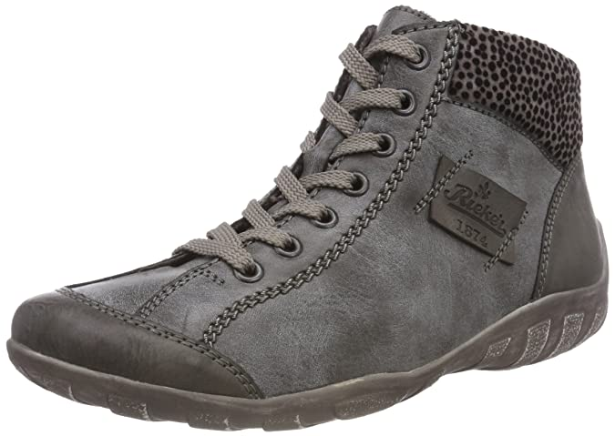 Rieker Chaussures Hautes Sacs L6540 Baskets Femme et wZgrHzqw