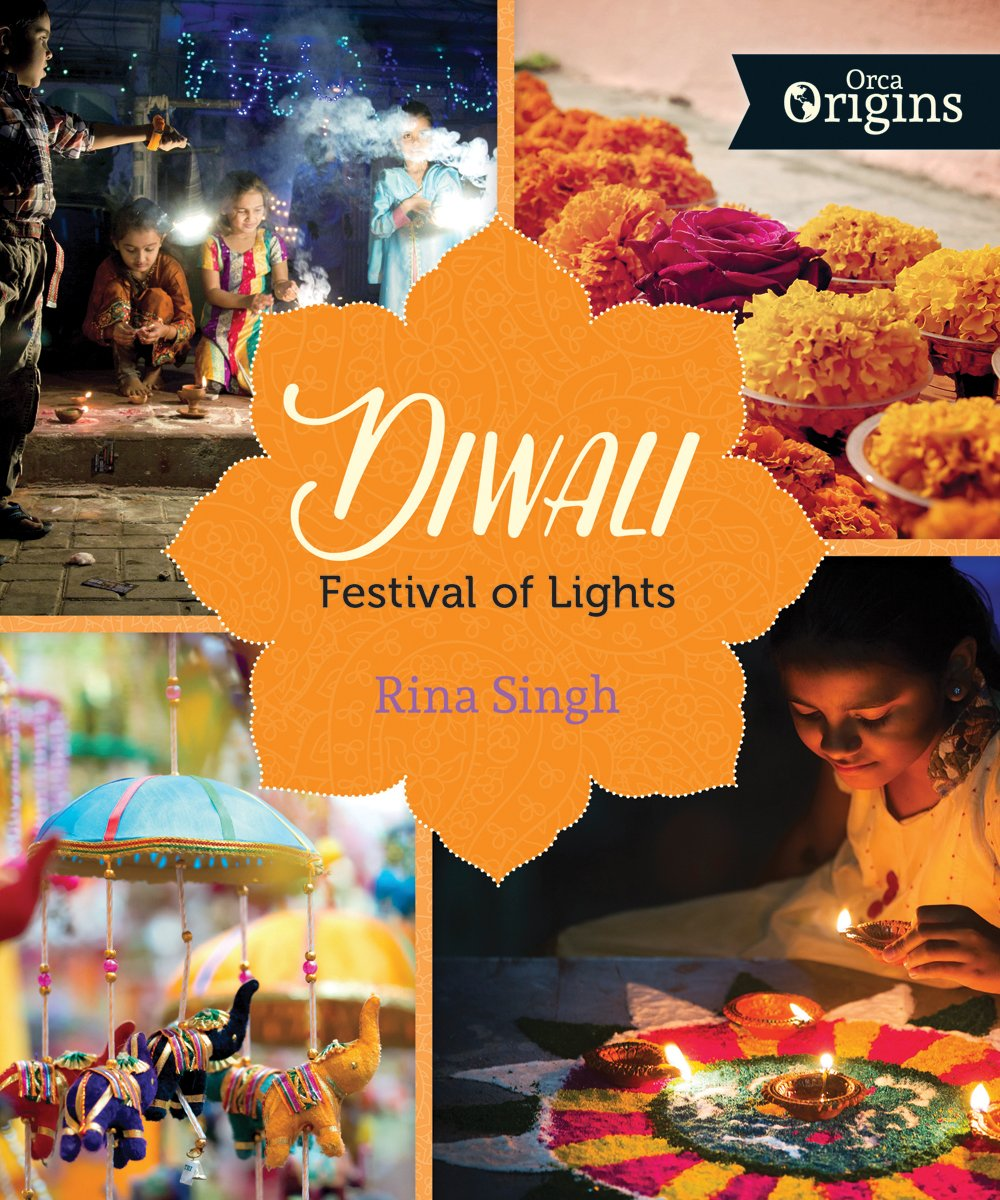 Diwali: Festival of Lights (Orca Origins)