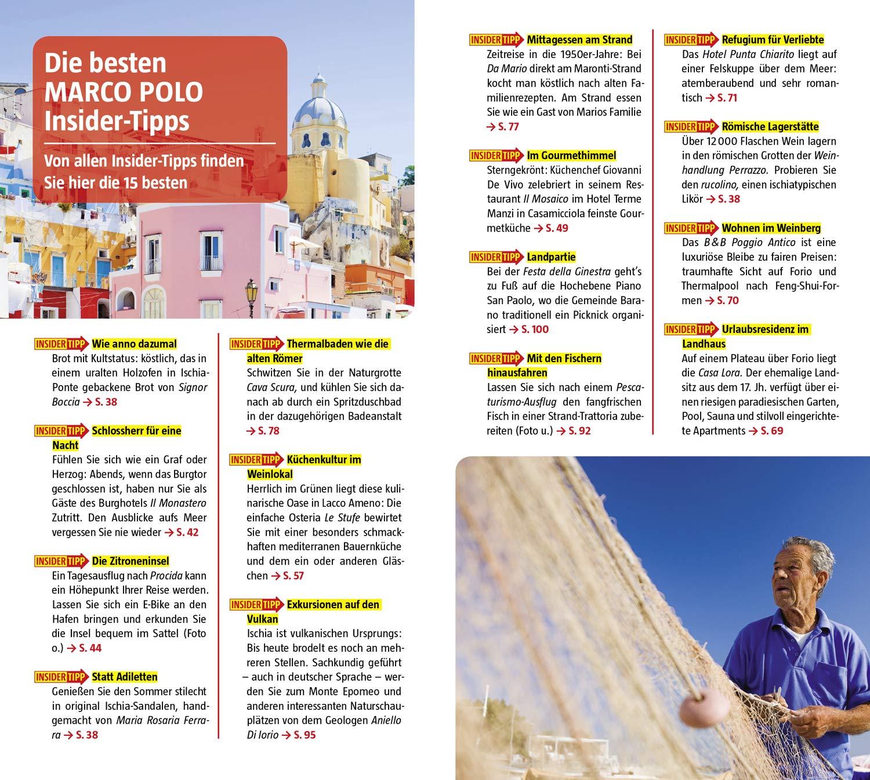 MARCO POLO Reiseführer Ischia: Reisen mit Insider-Tipps. Inkl ...