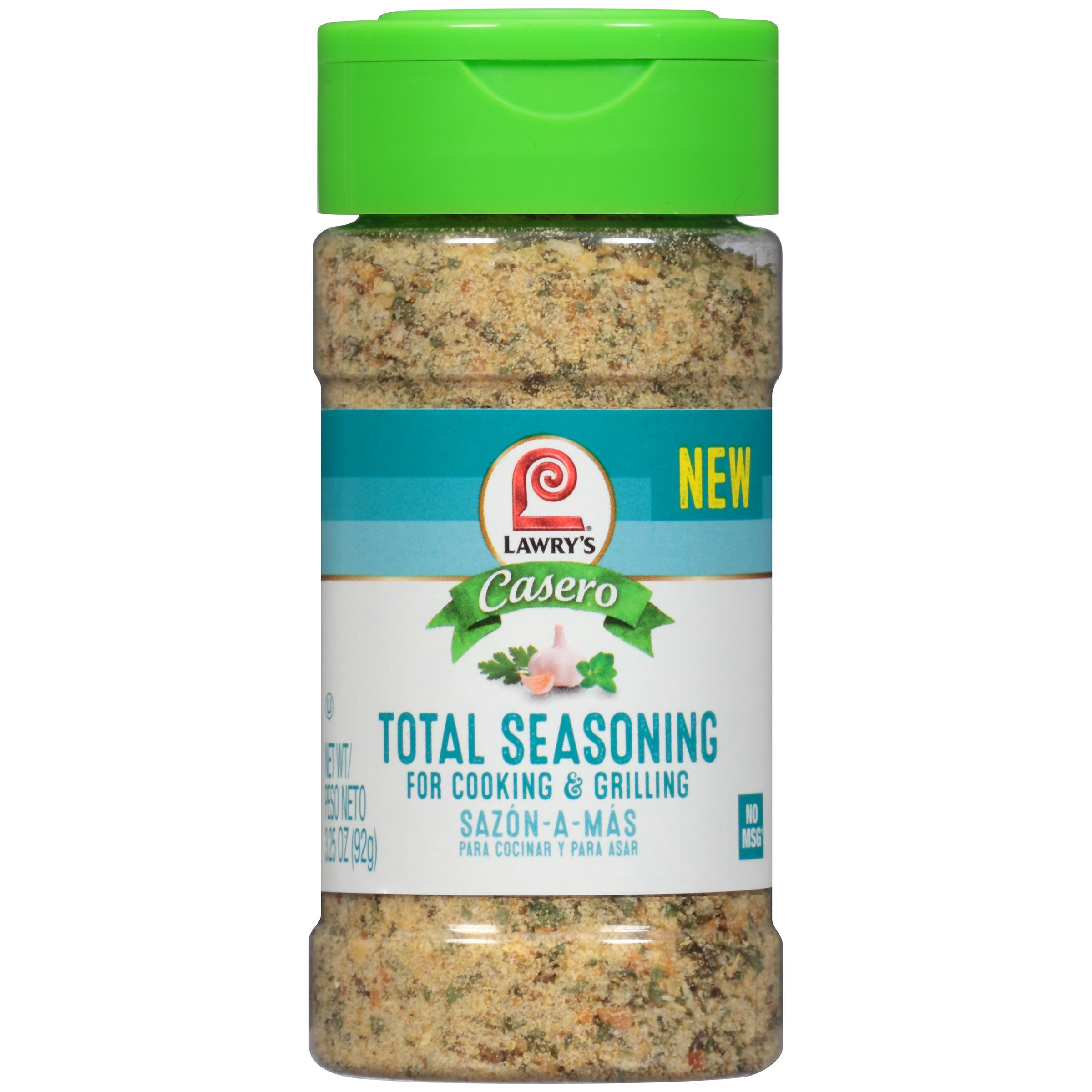 Lawry's Total Seasoning, 3.25 Ounce (Pack of 12)