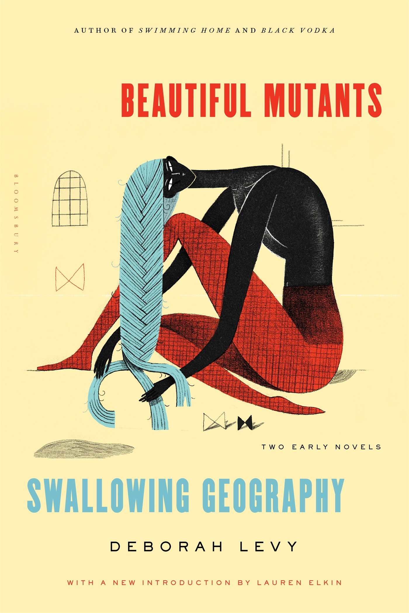 Read Online Beautiful Mutants and Swallowing Geography: Two Early Novels PDF ePub fb2 ebook