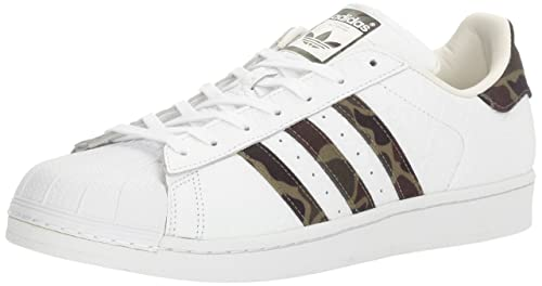 Adidas Men's schuhe Superstar Fashion TurnschuheWeiß