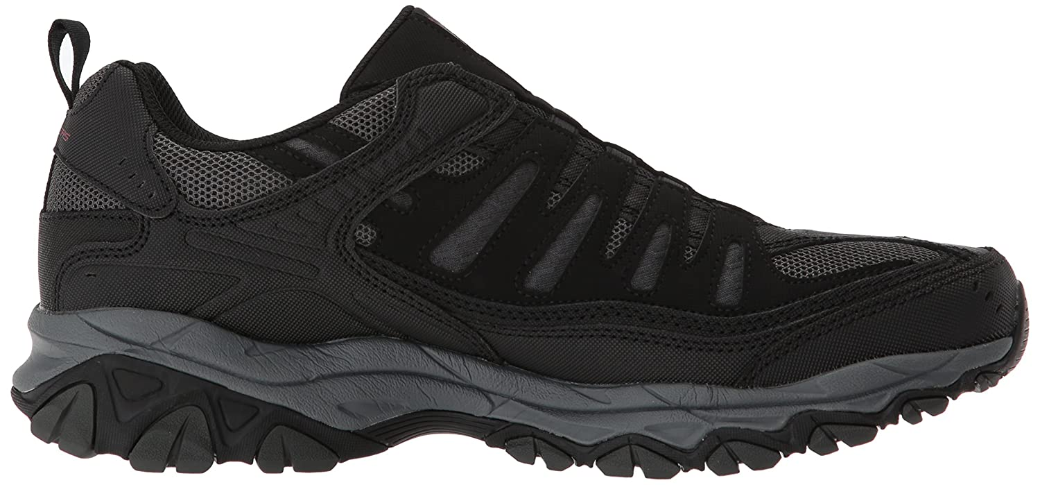 Skechers-Afterburn-Memory-Foam-M-Fit-Men-039-s-Sport-After-Burn-Sneakers-Shoes thumbnail 15