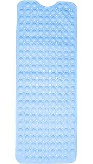 Badewannenmatte Duscheinlage 68x35 cm Gr/ün matrasa Badewanneneinlage Rutschfest Kieseloptik