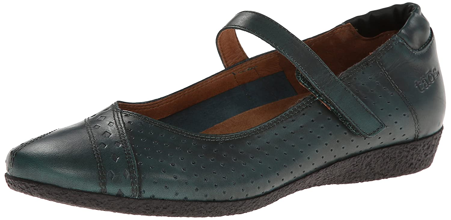 Taos Women's Step It Up Mary Jane Flat B00IPMTPPG 41 EU/10-10.5 M US|Forest