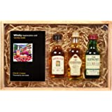Vintage Marque Malt Whisky Selection with Tasting Guide, 5 cl