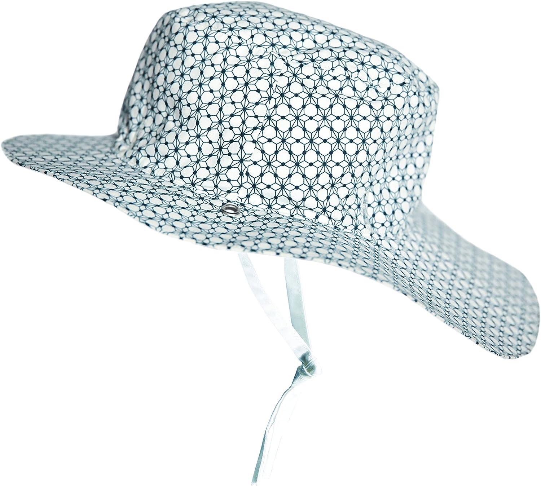 da viaggio per ragazze e ragazzi Comhats UPF 50 con sottogola regolabile con patta per il collo Cappello da sole per bambini et/à 2-6 anni spiaggia estivo in cotone