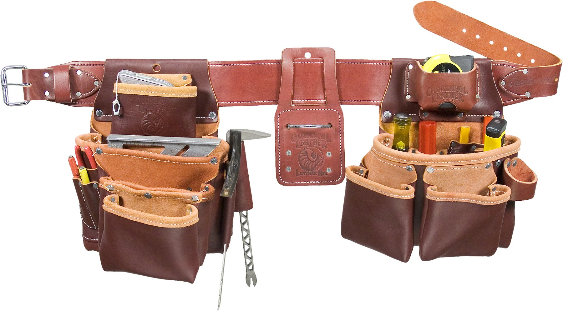 Occidental Leather 5089 LG Seven Bag Framer by Occidental Leather