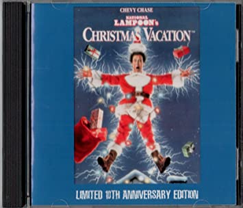 Christmas Vacation Soundtrack.Official National Lampoon S Christmas Vacation 10th Anniversary Movie Soundtrack