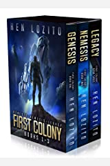 First Colony: Books 1 - 3 Kindle Edition