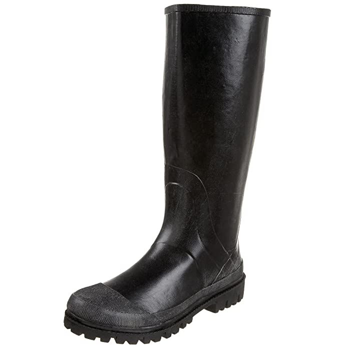 Amazon.com | Northside Men's Lincoln Waterproof Rubber Boot | Rain