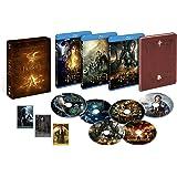 ホビット トリロジーBOX ブルーレイセット(6枚組/デジタルコピー付) [Blu-ray]