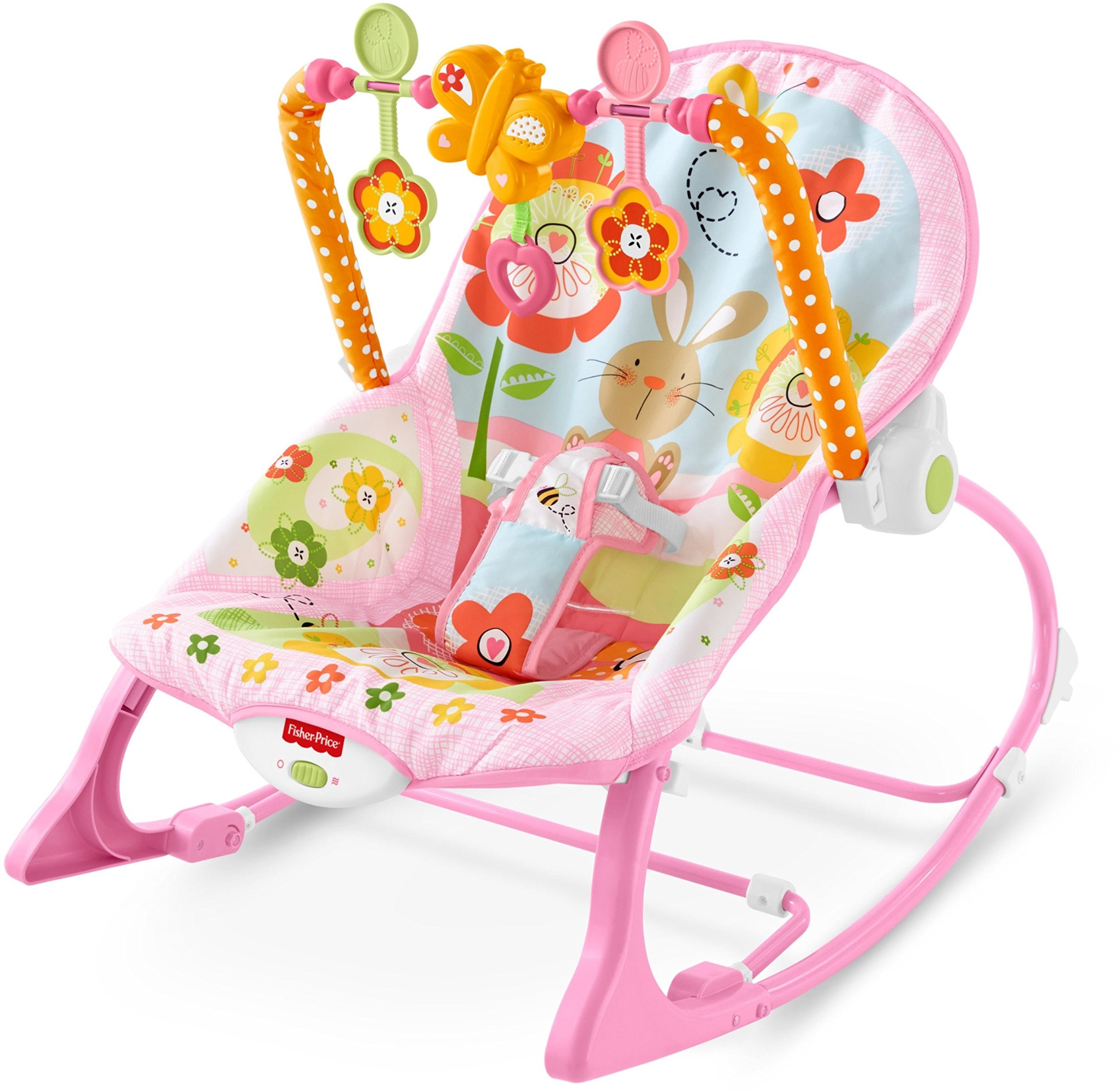 Amazon Fisher Price Infant to Toddler Rocker Dark Safari