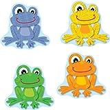 Carson Dellosa Funky Frogs Cut-Outs (120123)
