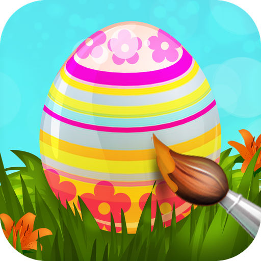 Egg Painting (Easter Egg Painting)