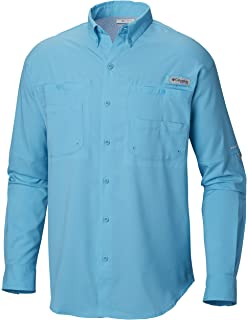 bd2293039b9 Columbia Mens Solar Shade Zero Woven Long Sleeve Shirt at Amazon ...