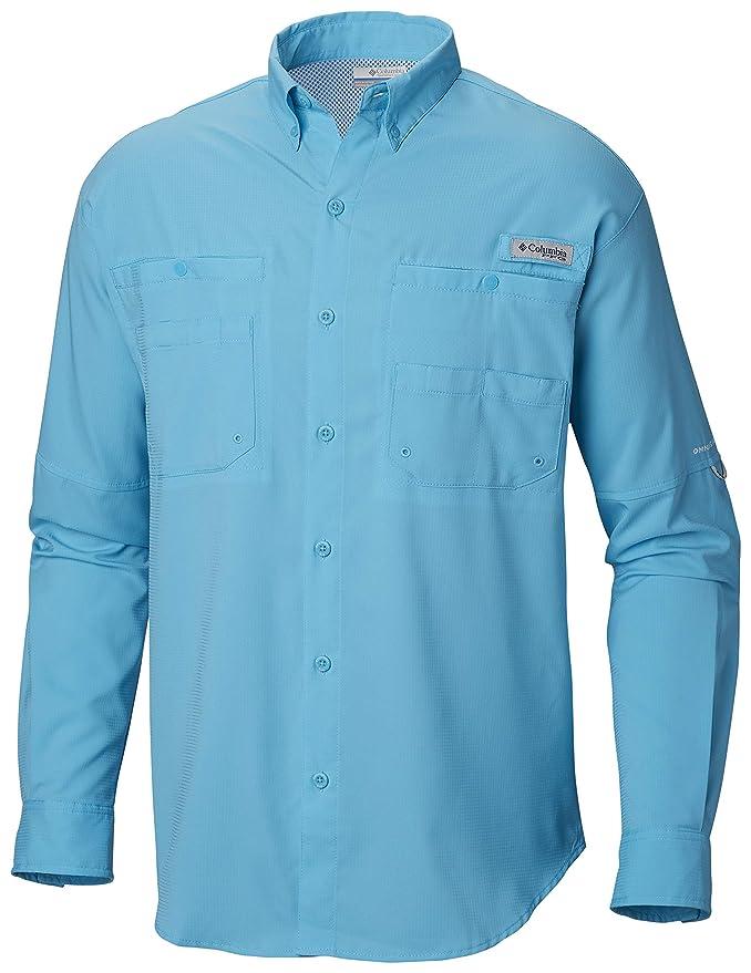 Best Gifts For Fishermen : Columbia Men's PFG Tamiami II Long Sleeve Shirt