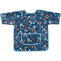 AM PM Kids! Art Smock, Outer Space