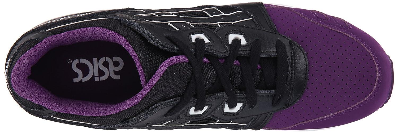 ASICS Men's GEL-Lyte III Retro Sneaker B00PV05T0K 4 M US|Purple/Black