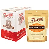 Amazon.com : Bob's Red Mill Semolina Pasta Flour, 25 Pound