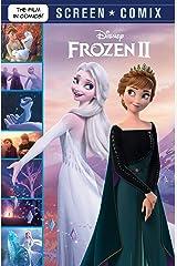 Frozen 2 (Disney Frozen 2) (Screen Comix) Kindle Edition