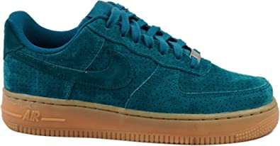 07 Suede Teal Blue Shoes - 749263 301