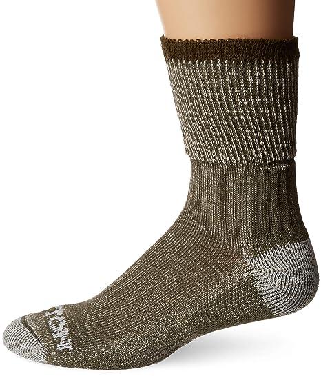 7d646ea169594 Burton Men's Wool Hiker Socks, Forest Night, Small