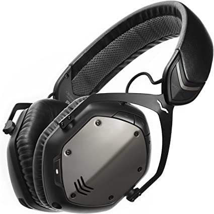 V-MODA Crossfade Wireless Headphones Gunmetal Black