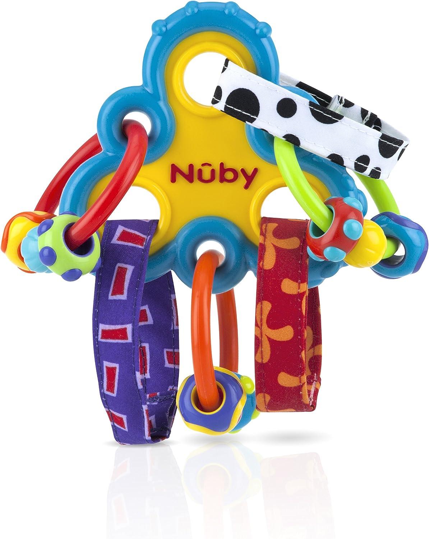 Nûby 644 - Mordedor Wacky Loops: Amazon.es: Bebé