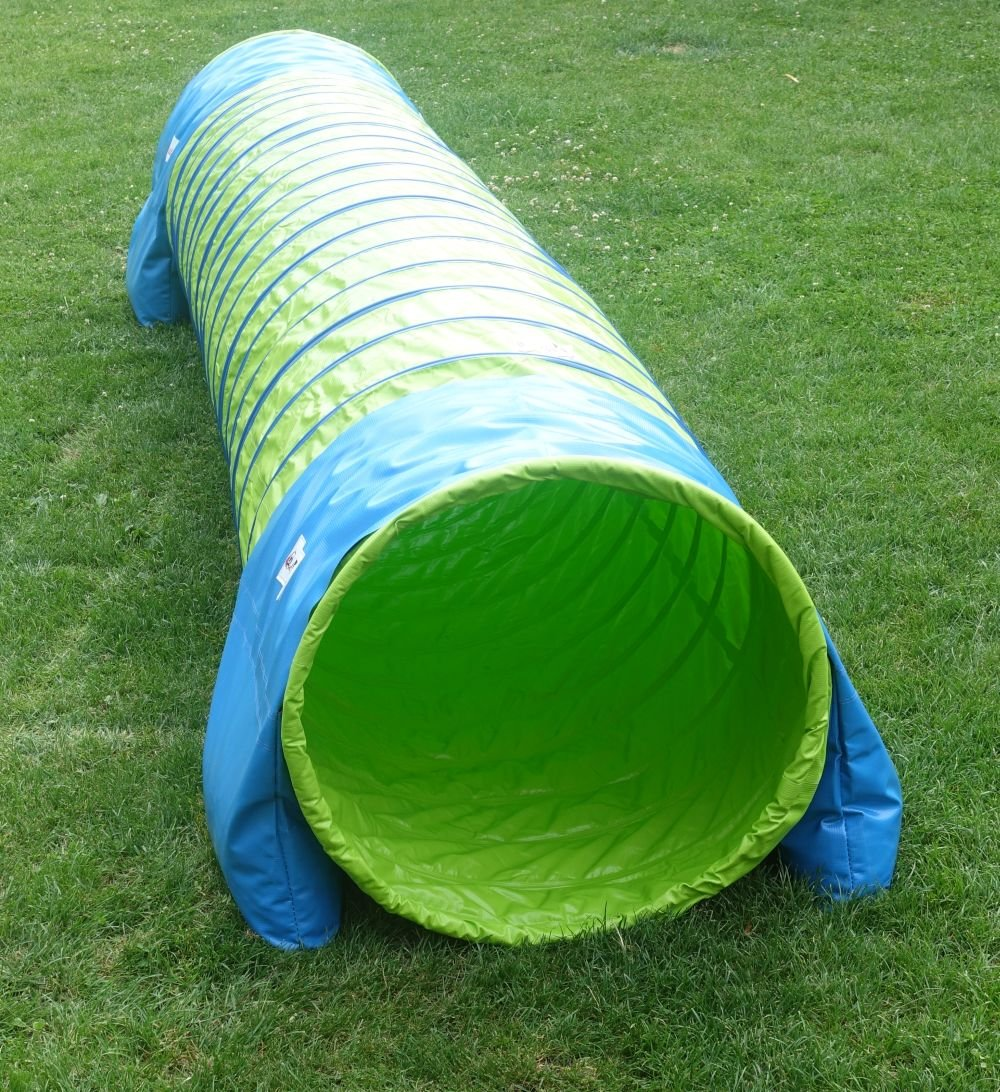 'Profi' Callieway® Dog Agility Tunnel Dog Agility Tunnel 3 m Long/60 CMØ Device Yorrxshire Enterprises