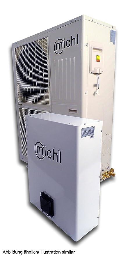 Michl Bomba de calor aire/agua split 13,7 kW