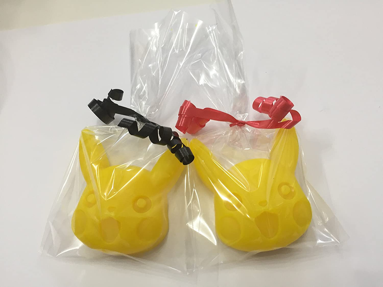 2 x Pikachu Pokemon Go Soaps - Birthday Christmas Gift Stocking Filler Rainbow Sensation