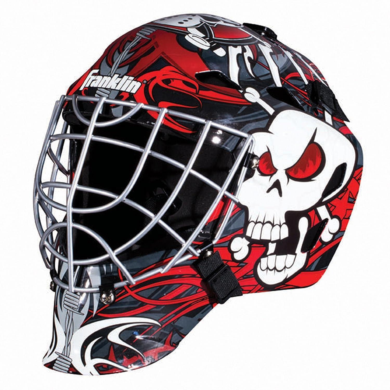 Franklin Sports GFM 1500Street Hockey Goalie Masque Visage Blanc Inc. 41013K2