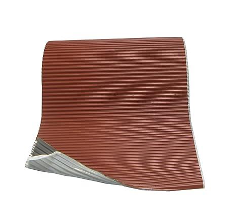 Duroflex adhesivo total color rojo 40X500 cm