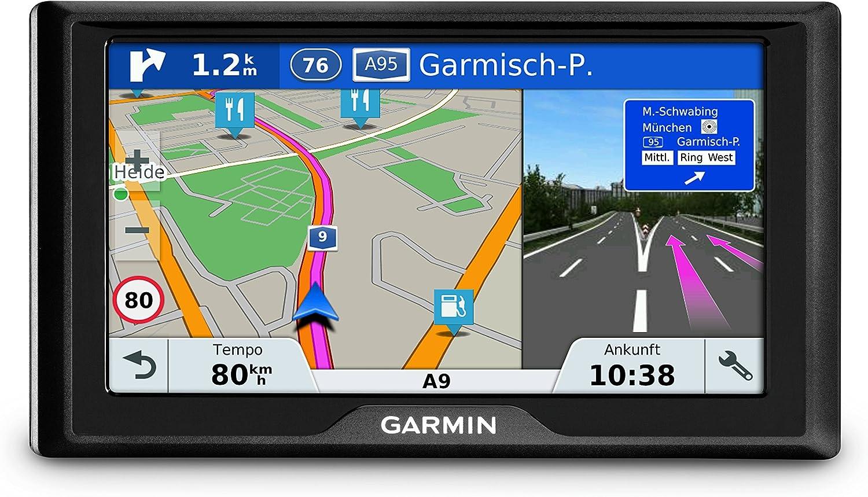 Garmin Drive 61 Central EU LMT-S - Navegador GPS con mapas de por ...